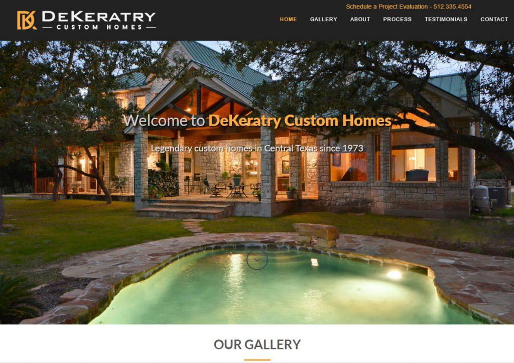 DeKeratry Homes